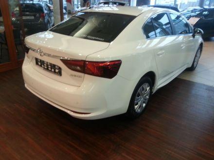 Fabrycznie nowy biały Avensis najnowszy model 2016r. do ślubu - Toruń - kujawsko-pomorskie