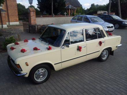 Coś oryginalnego? Odrestaurowany FIAT 125P -ślub w stylu PRL! - Toruń - kujawsko-pomorskie