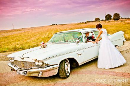 Chrysler Imperial z 1960r do ślubu zabytek  -  Lublin  -  lubelskie