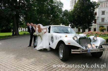 Mega ślubne samochody,limuzyny,lincoln excalibur,chrysler cadillac,wynajem,foto-video. - Warszawa - mazowieckie