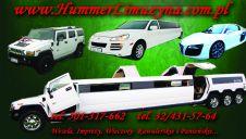 LIMUZYNA RYBNIK HUMMER ,LINCOLN ŻORY,TYCHY,AUDI R8 WODZISŁAW,BEŁK,STANOWICE,PRZEGĘDZA,ORNOTOWICE,SKOCZÓW,WISŁAm samochodów zabytkowych na ślub  -  Rybnik  -  śląskie