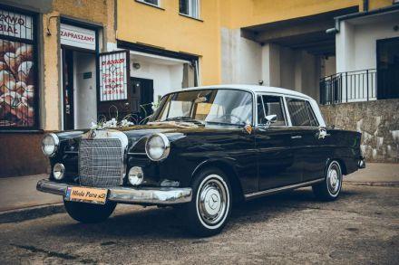 Pojazd zabytkowy na ślub - Włocławek - kujawsko-pomorskie