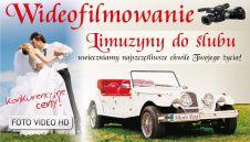 Pojazd zabytkowy na ślub  -  Sandomierz  -  świętokrzyskie