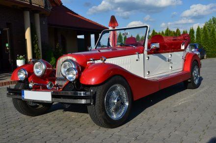 Auto zabytkowe na ślub  -  Kraków  -  małopolskie