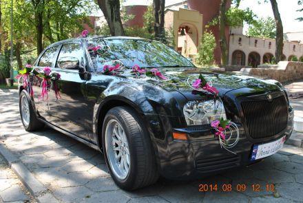 Bentley- Chrysler 300c Bestia dla BOSSA - Gorzów Wielkopolski - lubuskie