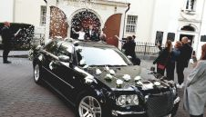 CHRYSLER 300c Amerykańska Limuzyna Do Ślubu  -  Bydgoszcz  -  kujawsko-pomorskie