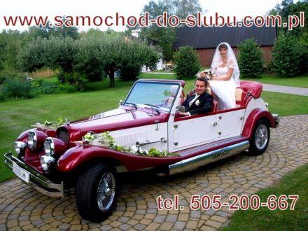 Auto do ślubu NESTOR BARON -AUSTIN PRINCESS -CADILLAC DE VILLE - Warszawa - mazowieckie