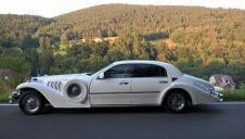 Elegancka limuzyna do ślubu  -  Będzin  -  śląskie