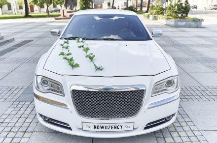 LUKSUSOWE AUTO NA ŚLUB Chrysler 300c 22-calowe felgi *** LIMUZYNY W ŁODZI *** - Łódź - łódzkie