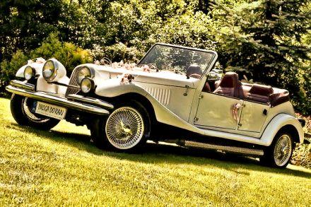 Alfa-Romeo Nestor Baron kabriolet 1929 do ślubu - Warszawa - mazowieckie