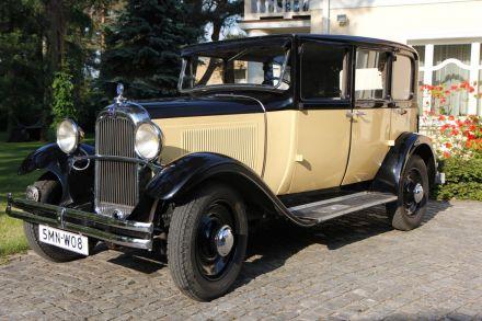 Zabytkowy Citroen C4G - 1932 - retro auto do ślubu - Warszawa - mazowieckie