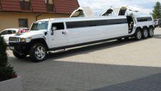 hummer limuzyna katowice śląsk wesela  -  Katowice  -  śląskie