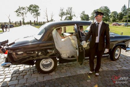 Zabytkowy piękny samochód na ślub - Olsztyn - warmińsko-mazurskie