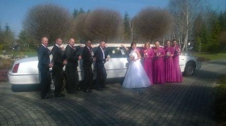 Limuzyna do Ślubu , Lincoln na Wesele  -  Tarnowskie Góry  -  śląskie