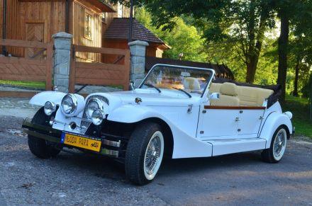 Samochód retro do ślubu Wynajem Alfa Romeo cabrio na ślub - Wieliczka - małopolskie