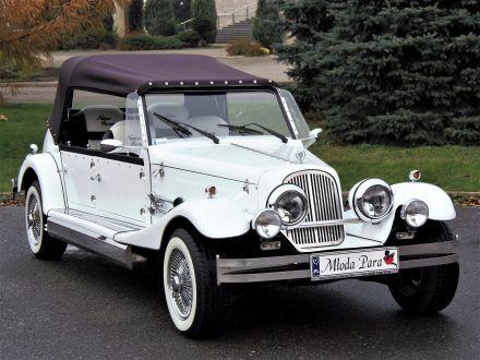 Zabytkowe samochody do ślubu Nestor Baron, Auta RETRO na wesele, Limuzyny ślubne  -  Warszawa  -  mazowieckie