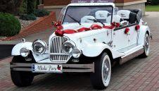 Samochody do ślubu Wypożyczalnia aut na śluby wesela Luksusowe limuzyny ślubne  -  Siedlce  -  mazowieckie