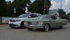 auto do slubu Pontiac Catalina 1960  -  Kobyłka  -  mazowieckie