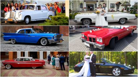 Luksusowe zabytkowe auta do ślubu Rzeszów, całe Podkarpacie  -  Rzeszów  -  podkarpackie