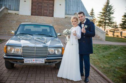Mercedes w123 retro auto, samochód, klasyk, ślub, wesele wynajem, tanio - Bochnia - małopolskie