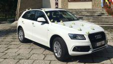 Luksusowy SUV nowe audi Q5 białe S-Line full opcja Żywiec, Bielsko  -  Żywiec  -  śląskie
