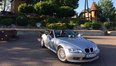 BMW Z3 Roadster Cabrio - piękny kabriolet, którym jeździł James Bond!  -  Kraków  -  małopolskie