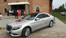 Ekskluzywna piękna i wygodna S-klasa Mercedes Benz - Raszyn - mazowieckie