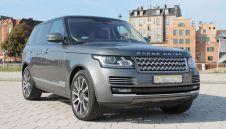 Luksusowy Range Rover do ślubu - Gdańsk - pomorskie