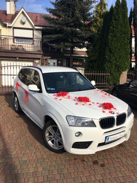 Auto do Ślubu - BMW X3 - Szczecin - zachodniopomorskie