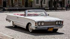 Ford Sunliner 1960 rok JEDYNY W EUROPIE  -  Warszawa  -  mazowieckie