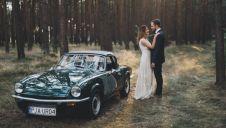 Piękny zabytkowy kabriolet Triumph Spitfire - prowadzisz sam!  -  Jarocin  -  wielkopolskie
