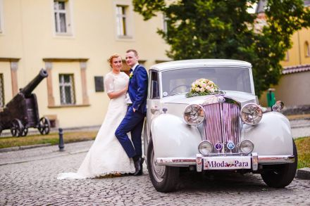 Zabytkowa limuzyna - Legnica - dolnośląskie