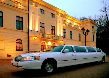 Limuzyna Lincoln Town Car ! Biała Skóra ! Piękna - Tuchola - kujawsko-pomorskie