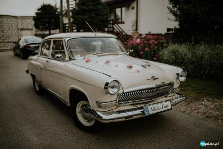 GAZ21 1960R - stare auto do śubu - Augustów - podlaskie
