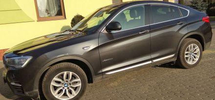 BMW X4 auto do śłubu - Białobrzegi - mazowieckie