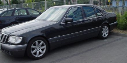 Wynajem Limuzyny Mercedes S-Klasse W140 - mazowieckie - Legionowo - mazowieckie