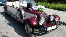 6-osobowy kabriolet do ślubu  -  Toruń  -  kujawsko-pomorskie