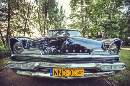 Lincoln Premiere 1956r Citroen 4c 1929r Mercedes sklasa long - Nowy Dwór Mazowiecki - mazowieckie