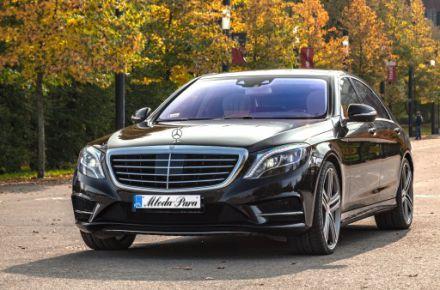 Mercedes s 550 long - Białystok - podlaskie