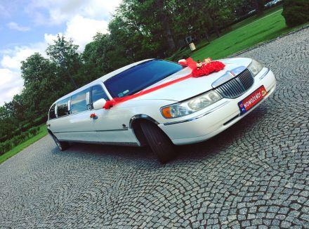 Limuzyna Lincoln Town Car - Chełmno - kujawsko-pomorskie