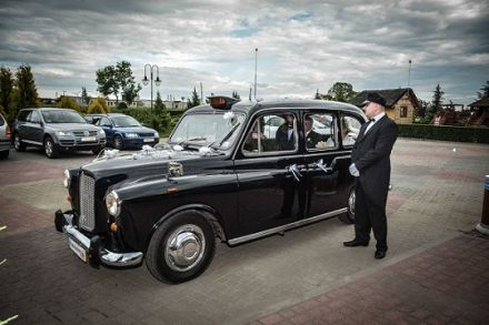 Auto do Ślubu Angielska Londyńska Taksówka,London Taxi,Retro-Unikat! - Brodnica - kujawsko-pomorskie