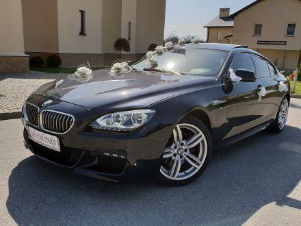 BMW serii 6 - luksusowy samochód do ślubu - auto na wesele - Rzeszów i okolice - podkarpackie - Rzeszów - podkarpackie
