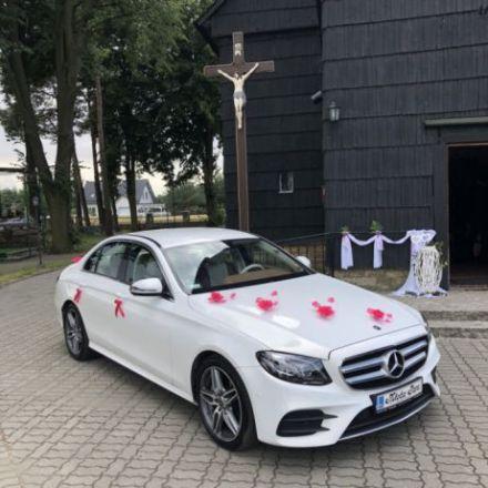Mercedes E biała i inne 5h/100km 500zł - Opole - opolskie