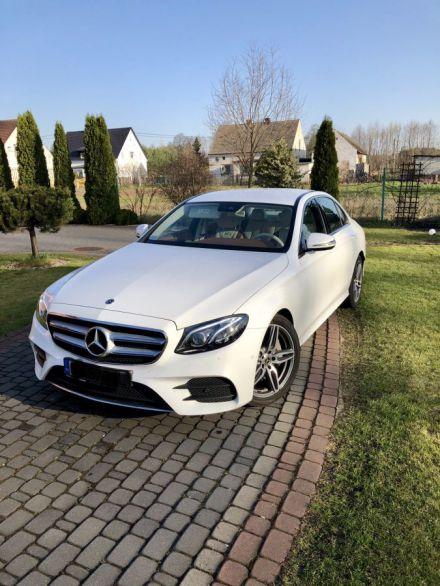 Mercedes E biała i inne 5h/100km 600zł - Opole - opolskie