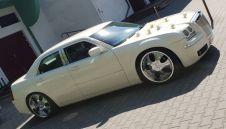 Chrysler 300c Louis Vuitton - Twoje auto na slub - Wolne terminy  -  Rybnik  -  śląskie