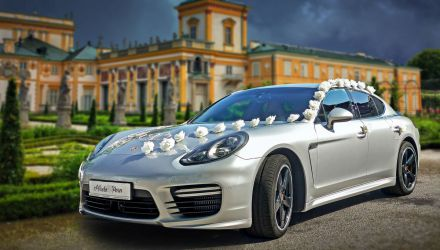 Porsche Panamera Turbo S - Warszawa - mazowieckie