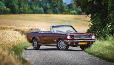 Ford Mustang `66 Cabrio Twoje auto na slub, wesele  -  Katowice  -  śląskie