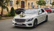 Mercedes S-Klasa na Wesele  -  Rzeszów  -  podkarpackie