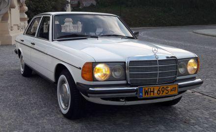 Mercedes w123 Beczka - Warszawa - mazowieckie