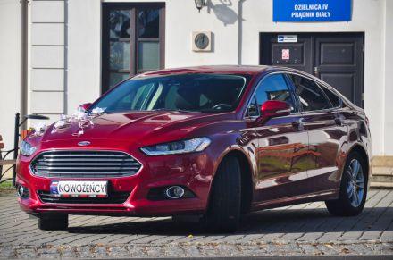 samochód do ślubu Ford Mondeo MK5 Kraków Wesele - Kraków - małopolskie